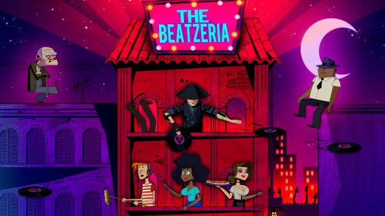 "Grey Saturn ""The Beatzeria"" Video"