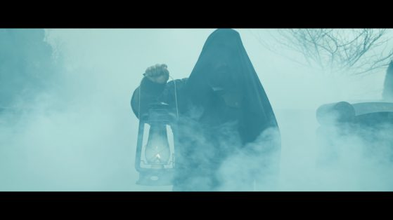 Grey Saturn - Dark Sky (Official Music Video) #Synthwave